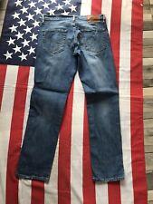 LEVIS 511 Slim Blue Denim Jeans  W 32 L 31 Levi