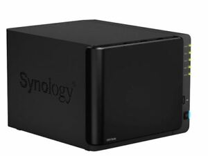 Synology Diskstation DS415play 4-Bay NAS