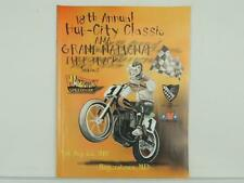 1998 Hub City Classic AMA Grand National Dirt Track Series Program Harley L5678