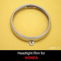 Honda Mini Trail CT70 DAX Trail CT110 CT125 Sport ST90 Headlight Trim Rim Ring