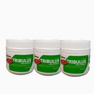 TRIBULUS (MEGAMASS FORTE) 3 x 60 CAPSULES LIBIDO ENHANCER HIGH STRENGTH