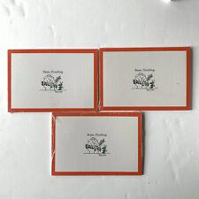 18 Sandra Boynton Baaa Humbug Sheep Vtg Christmas Postcards Cards Animal Farm