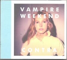 VAMPIRE WEEKEND - Contra - 2010 CD Album    *FREE UK POSTAGE*