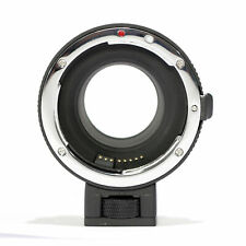 Electronic Auto Focus Lens Adapter For Canon EF Lens to Canon EOS M M5 M6 M100