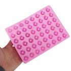 48 Cavity Mini Doughnut Mold Tray Small Donut Mold Tray Silicone Mould 10345550
