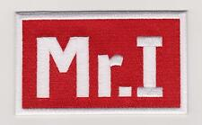 NHL DETROIT RED WINGS MIKE ILITCH MR. I MEMORIAL PATCH HOME JERSEY