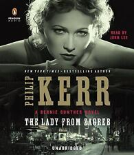 Kerr Philip/ Lee John (Nrt)-The Lady From Zagreb  CD NEW