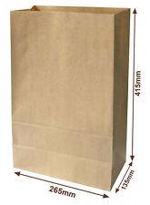 Kraft Paper Bag 100pcs (L)