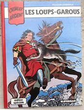 Chevalier Ardent Les loups-Garous EO couleurs Rijperman 1988 Neuf Craenhals