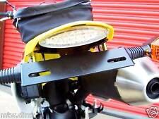 R&G RACING TAIL TIDY SUZUKI DRZ400 2007 MODEL BLACK