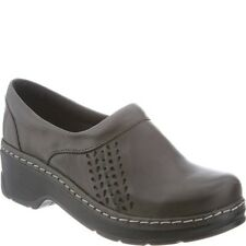 Klogs Sydney Slate Smooth Womens Clogs 7.5
