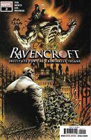 2020 Marvel Comics Ravencroft #2 Main Cover 1st Print