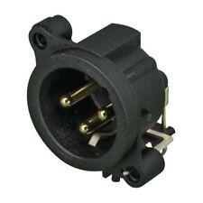 Neutrik nc3maah PCB 3 Pin Xlr Enchufe