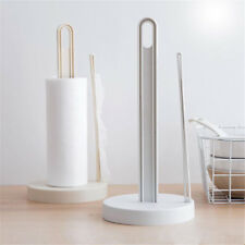 Practical Plastic Paper Towel Tissue Roll Holder Rack Dispenser Kitchen Tool