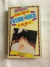 Keedy - Kellogg's Pop-Tarts Future Of Rock Series Cassette RARE !!   1991
