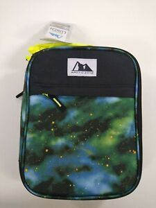Arctic Zone Expandable High Density Thermal Microban Lunch Bag Pack Space Design
