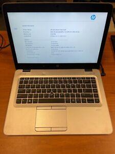"HP EliteBook mt43 Laptop 14"" AMD A8-9600B, No RAM/HDD/Battery, *Unit does boot*"