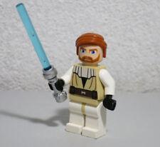 Obi-Wan Kenobi 7753 9525 7676 7931 Clone Star Wars LEGO Minifigure Figure