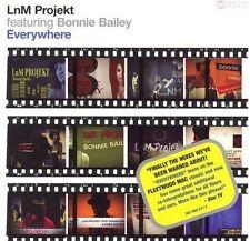Everywhere  Lnm Project  Audio CD
