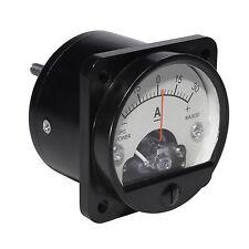 -30-30 Amp Analog Panel Meter/Gauge/Battery Charge Monitor/Solar/Wind/Marine/4WD