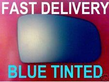 MERCEDES W210 E-CLASS 2000-03 DOOR  MIRROR GLASS FLAT BLUE RIGHT OR LEFT