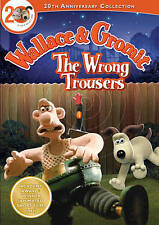 Wallace and Gromit: The Wrong Trousers - 20th Anniversary Collection by