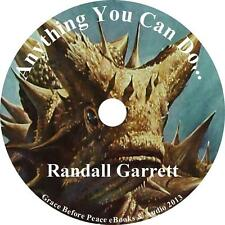Anything You Can Do, Randall Garrett Alien Sci-Fi Action Audiobook on 1 MP3 CD