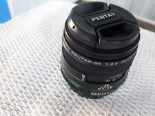 SMC PENTAX DA 1:2.8 35mm MACRO LIMITED LENS