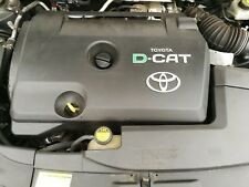 Toyota Avensis 2,2 D-Cat Motor 2AD-FHV 07/05-11/08 130PS