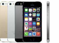 Apple iphone 5S Smartphone Silber Grau Gold 16GB 32GB 64GB Handy Ohne Simlock