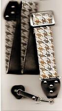 Hippie Wide Neck / Shoulder Strap for DSLR Camera Guitar Camcorder