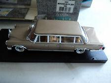 Vitesse 1/43 Mercedes-Bens 600 Pullman 1965