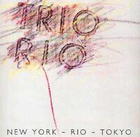 """Trio Rio New York, Rio, Tokyo (1986) [Maxi 12""""]"""
