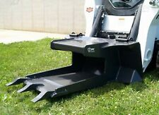 Skid Steer Concrete Claw Attachment by FFC, Fits All Brands