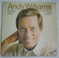 ANDY WILLIAMS (LP 33 Tours)   UNCHAINED MELODY