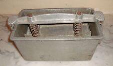 ANCIEN moule à jambon métal 30x16 vintage,loft,cuisine,objets de métier,boucher