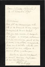 LE COMTE LOUIS DE LUPPE D'ASSON (BASSES PYRENEES)