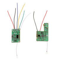 27MHZ 4CH RC Module Receiver Transmitter Board with Antenna Accessories