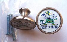 Notre Dame Fighting Irish Cabinet Knobs, Notre Dame Logo Cabinet Knobs
