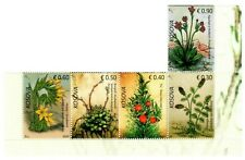 Kosovo Stamps 2020. Flora. Set MNH