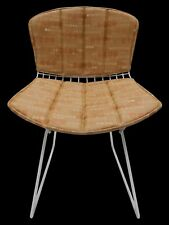 REPLACEMENT CUSHION for BERTOIA SIDE CHAIR - Eames Era Mid Century Decor