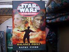 Star wars the new jedi order Balance point  Hc/dj 1st