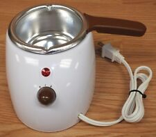 Unbranded (FD-QKL01) Small Melting Fondue Pot With 2 Settings **READ**