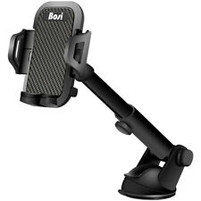 Car Phone Mount Adjustable Universal CellPhone Car Holder with Strong Sticky Pad