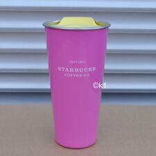 Starbucks® SBX Tumbler SS DW Becher To Go Hot Pink glänzend EST 1971