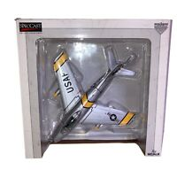 """Spec Cast F-86 """"The Huff"""" Sabre Jet 1/48 Scale Die Cast Plane Collector's Item"""