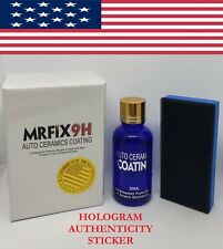 Mr Fix 9H Anti Scratch Car Polish Liquid Ceramic Coat Auto Detailing Glass Wax J