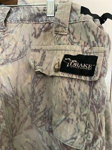 drake camo - scent lok prairie ghost - XL - Camo Hunting Camouflage