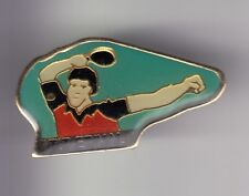 RARE PINS PIN'S .. SPORT PING PONG TENNIS DE TABLE CLUB LORRAINE ETIVAL 88 ~D1