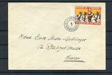 Feldpostbrief Schweiz Soldatenmarke Brigade de Cavalerie 1 - b2992